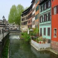Strasbourg ou une architecture moderne !