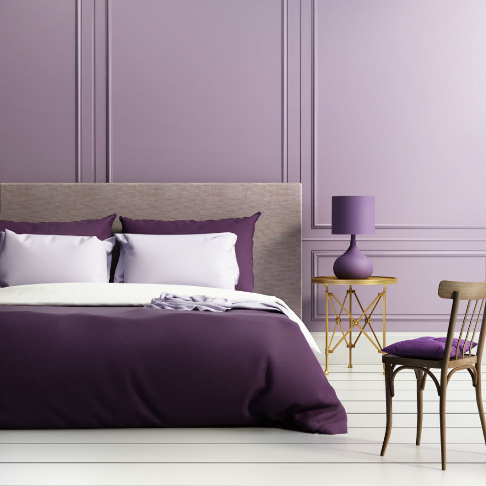 chambre home staging